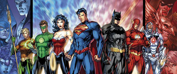 DC Comics – The New 52