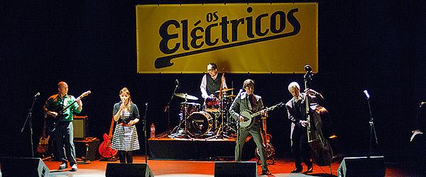 OS ELÉCTRICOS | TOUR DE INVERNO
