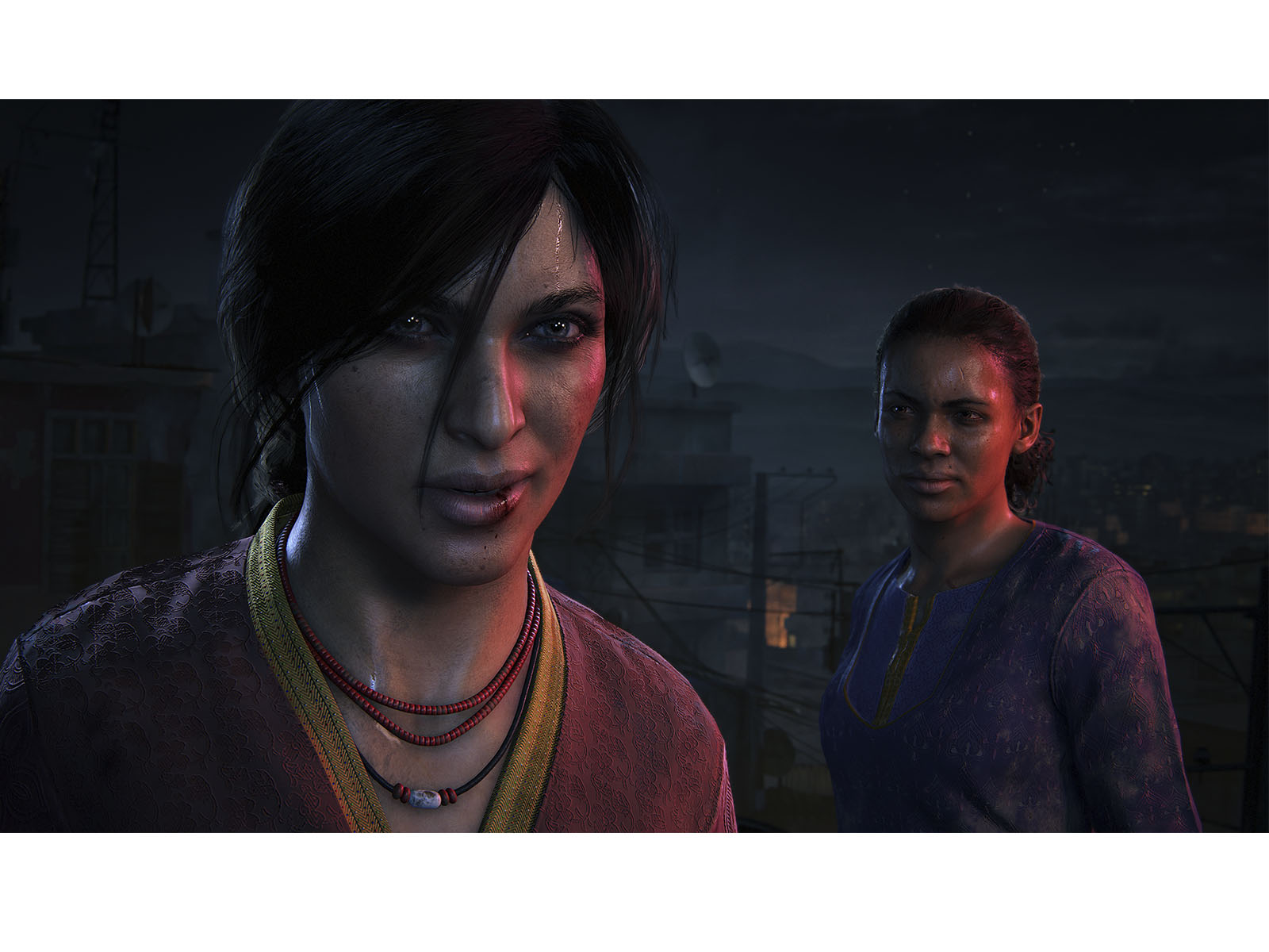 Uncharted: The Lost Legacy pesa 45 GB, revela Naughty Dog