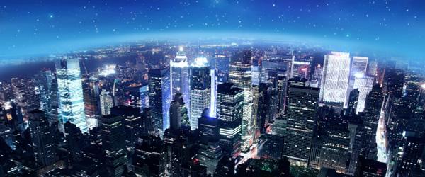 A minha noite em Nova Iorque