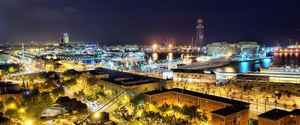 Noite em… Barcelona
