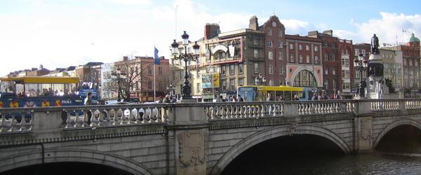 A minha Rua… Dublin