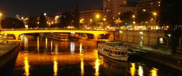 Noite em Viena
