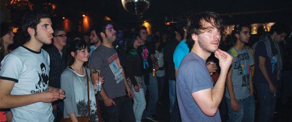 Clash Club Proxy & Shadow Dancer