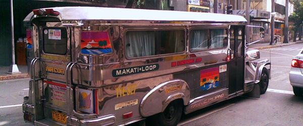 A minha rua…Manila