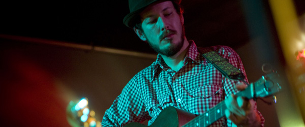 Vetiver e Fruit Bats @ ZdB