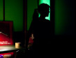 Ensaio de imprensa de Blackbird, de David Harrower. Encenacao de Tiago Guedes e interpretacao de Miguel Guilherme e Isabel Abreu entre outros. Em cena no Teatro Nacional D. Maria II de 14/1 a 21/2 de 2010.