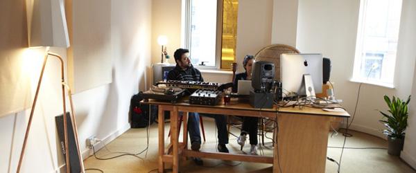 Markur @ Red Bull Music Academy
