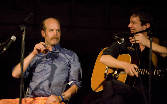 """Bonnie """"Prince"""" Billy & The Cairo Gang"""