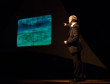 Ensaio de imprensa de Brel nos Acores. Em cena no Teatro Municipal Sao Luiz de 24 a 26 de Junho.