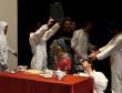 Ensaio de imprensa de Ch-Ch-Ch-Changes dos alunos finalistas da ESTC no Teatro Nacional D. Maria II. Em cena de 22 a 27 de Junho.