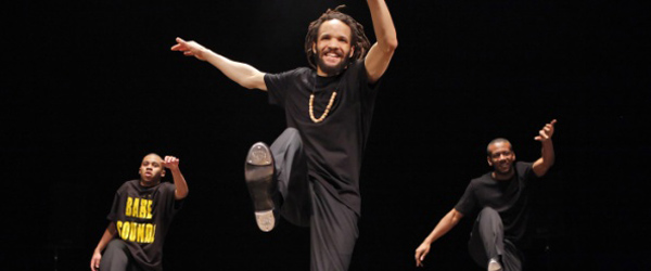 """Bare Soundz"", de Savion Glover"