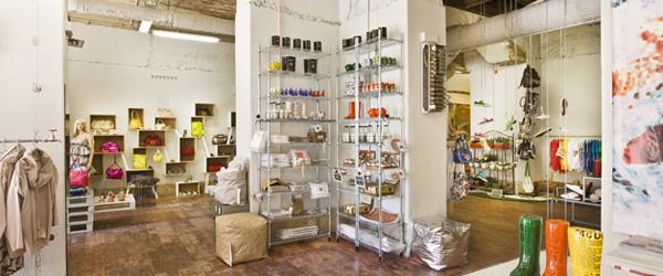 Temporary Store Loja das Meias