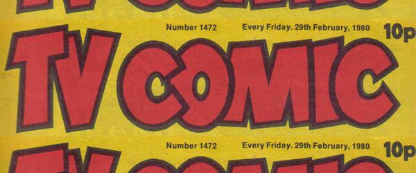 COMICS NA TV