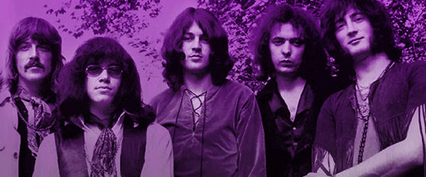 Deep Purple ao vivo no Coliseu
