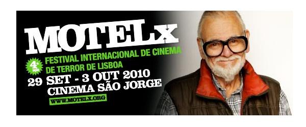 GEORGE ROMERO NO MOTELX 2010
