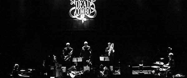 L.U.M.E. + Dead Combo e a Royal Orquestra das Caveiras @ CCBeat