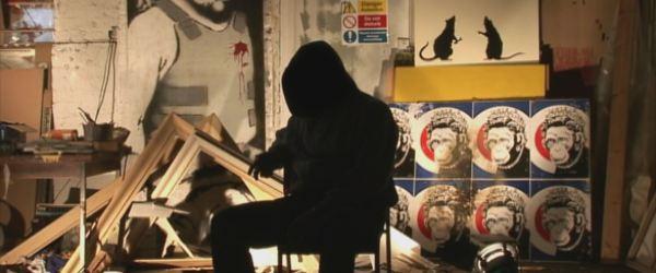 """Banksy – Pinta a Parede!"""