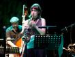 Ingrid Laubrok Anti-House ao vivo no Jazz em Agosto.