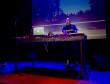 Vahagn na primeira edição das Noites da Rua no MusicBox, em 8/9.