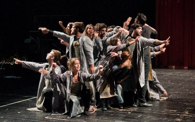 """""""Santa Joana dos matadouros"""" @ Teatro de Almada"""