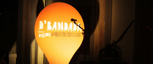 D' Bandada Optimus Discos @ Porto