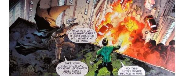 DC Comics – The New 52