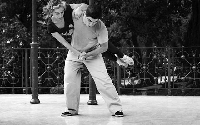 Lindy Hop @ Jardim da Estrela