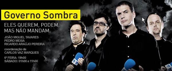 Governo Sombra em Guimarães