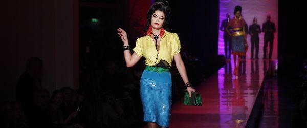 Jean Paul Gaultier para Amy Winehouse