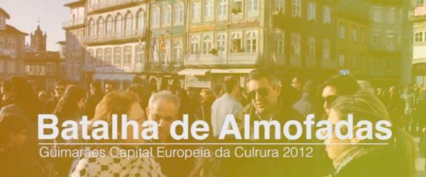 """Flash Mob Batalha de Almofadas"""