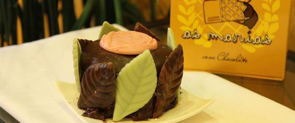 Marias com chocolate
