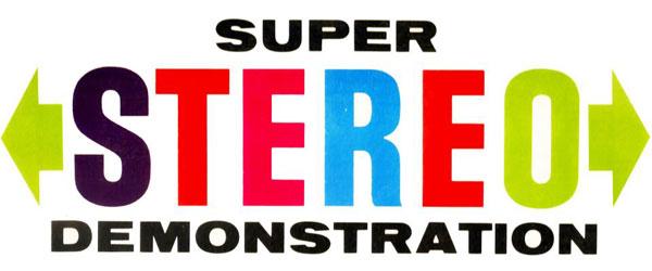 Super Stereo DEMOnstration 2012