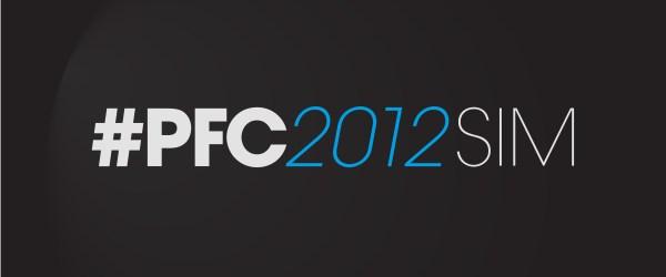 #PFC2012SIM