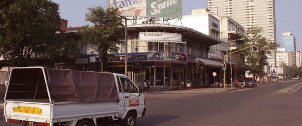 A minha Rua… Maputo