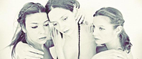 """""""Três mulheres"""", de Sylvia Plath"""
