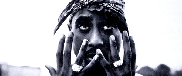 O holograma de Tupac Shakur