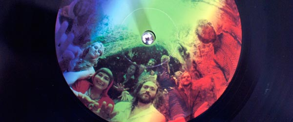 """Edward Sharpe and the Magnetic Zeros   """"Here"""""""