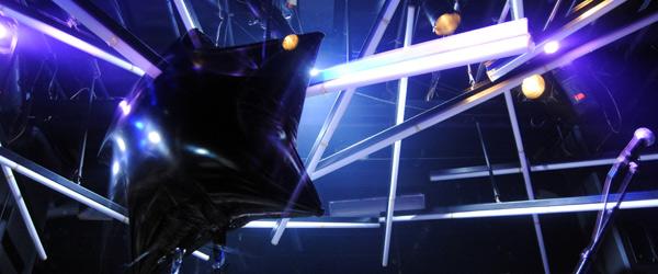 Light Asylum @ Lux | 15 de Junho de 2012