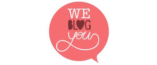We Blog You