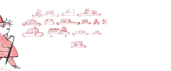 """""""O Tigre na Rua e outros poemas""""   Serge Bloch (ilustrações)"""