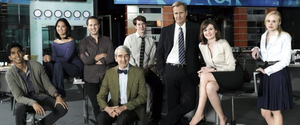 "How I Met Your Series # 2 – ""The Newsroom"""