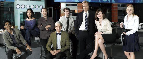 "How I Met Your Series # 2 – ""The Newsroom"""