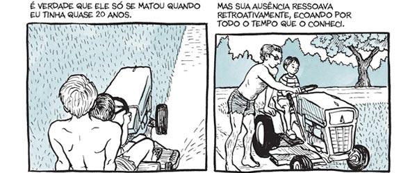 """Fun Home – Uma Tragicomédia Familiar"" | Alison Bechdel"