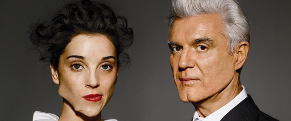 "David Byrne & St. Vincent | ""Love This Giant"""