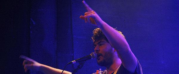 Os Pontos Negros @ Ritz Clube (13.10.2012)