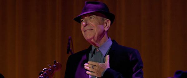 Leonard Cohen @ Pavilhão Atlântico (7.10.2012)