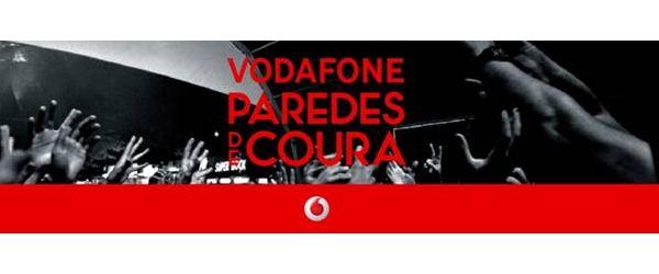 Vodafone patrocina e dá nome ao festival Paredes de Coura