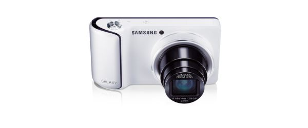 Samsung Galaxy Camera chega a Portugal