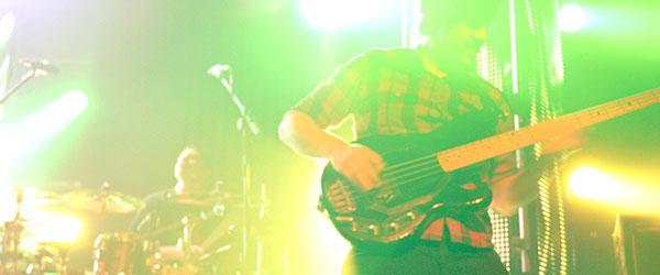 Enter Shikari @ Hard Club (7.1.2013)